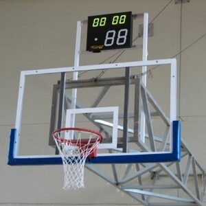 Баскетбольний щит з оргскла (небиткий)